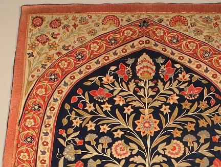 Orientteppich Resht Stickerei - Teppich Ankauf Neu-Ulm, München, Augsburg, Erding, Dachau, Markt Schwaben, Holzkirchen