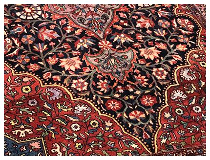 Malayer Orientteppich - Teppich Ankauf Parient, Neu-Ulm, München, Augsburg, Dachau