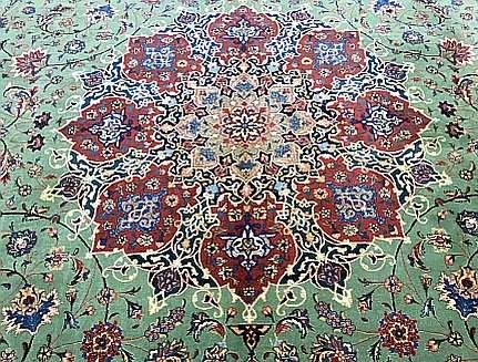 Kunstvoll geknüpfter Tabriz Orientteppich - Orientteppich Parient in Stuttgart, Böblingen, Sindelfingen